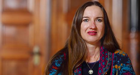Dr. Inés Brock (© Uwe Köhn)