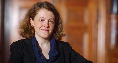 Elisabeth Krausbeck (© Uwe Köhn)